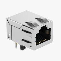 Ethernet Female Module