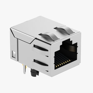 connectors 3D