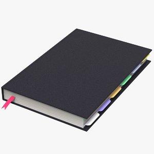 notebook work model