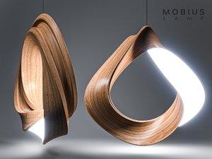mobius lamp 3D model