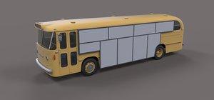 bus mad gate 3D model