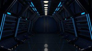 sci fi 3D
