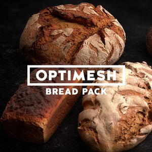 3D breads pack