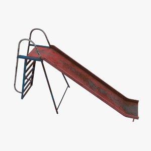 3D soviet slide