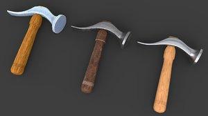 3D designed shoe hammer