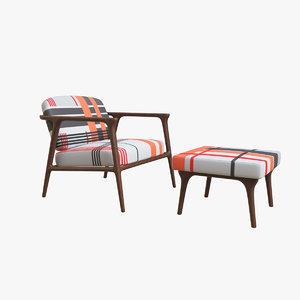 chair v55 3D model