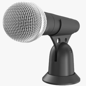 3D real microphone