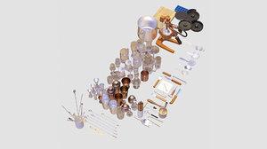 bartender tools set 70 model