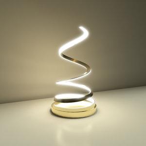 creativetablelamp lamp interior model