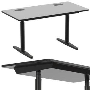 tyde workstations 3D model