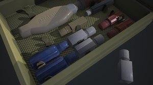 complet healing kit model