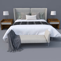 king bed 3