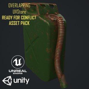 3D model unreal engine