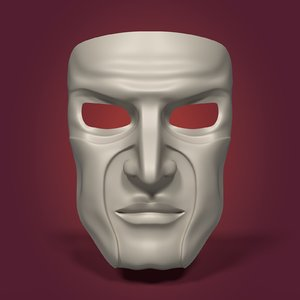 anonymous mask model