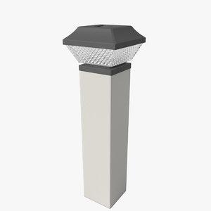 3D outdoor lights