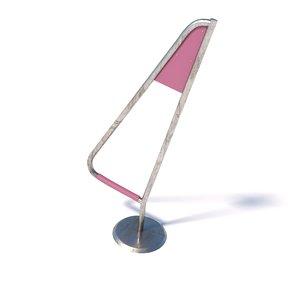 windsurfing playground toy v2 model