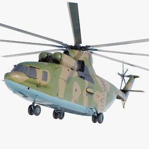 helicopter vehicles aircraft 3D