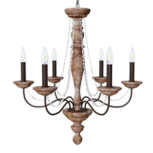 3D home accents chandelier