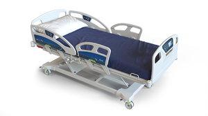 bed lifting mechanism model