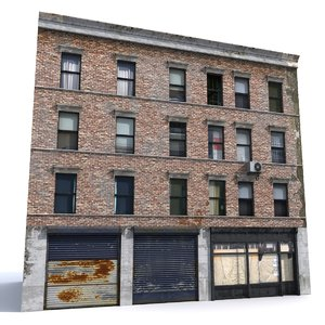 nyc building model