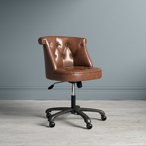 3D chair leather task