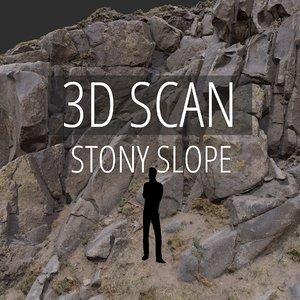 scan stony slope model
