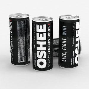 beverage drink 3D model