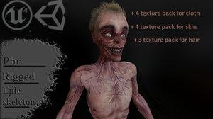 unreal pbr 3D model
