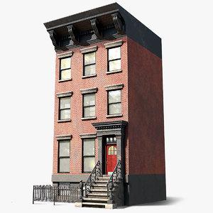 building elements windows 3D model