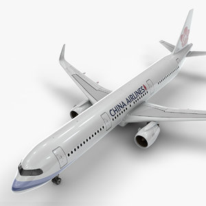 a321 neo china airlines model