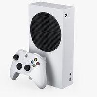 X-Box Series S Console and Controller 2020