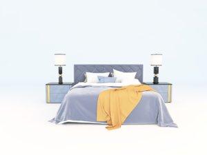 bed illusion model