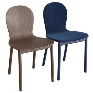 bac chair 3D model
