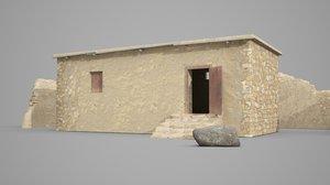 gobi bungalow dwellings model