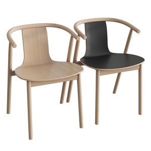 3D bac chair