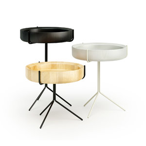 3D drum swedese tables model