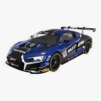 Audi R8 LMS GT3 Belgian Audi Club Team number 32