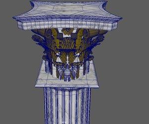 corinth column model