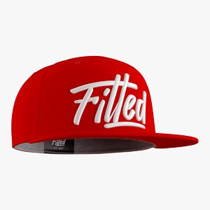 fitted cap model
