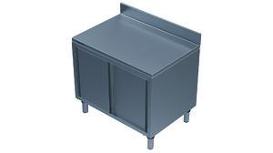 po a10a1 table 3D model