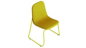 3D model siren chair