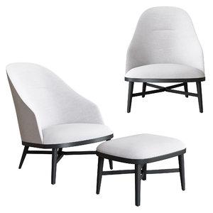 3D stellar works bund lounge chair