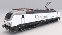 Siemens Vectron Engine