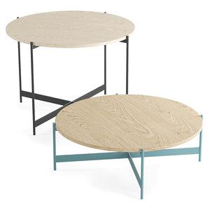 mesa plano table 3D