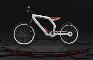 eco bike 3D model