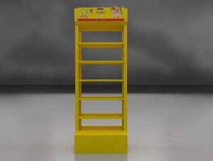 products stand model