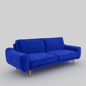 3D model sofa normod