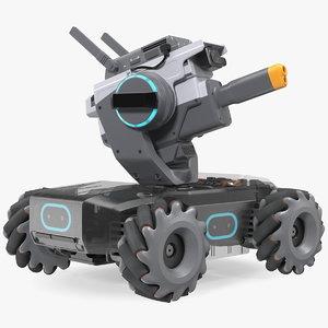 dji robomaster s1 intelligent 3D