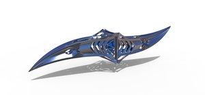 3D model transformers matrix leadership
