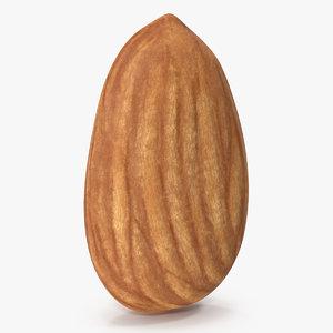 3D almond 1
